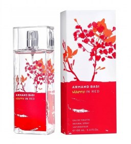 Armand Basi - Туалетная вода Happy In Red 100 ml